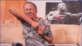 Trent LITERALLY Shot Himself! (Hilarious)
