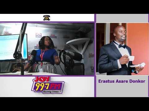 #MiddayNews - JoyFM (20-11-18)