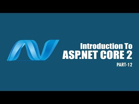 Introduction to ASP.NET Core 2 | Creating HTML Form With Tag Helpers | Part 12 | Eduonix