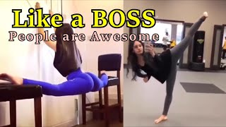 LIKE A BOSS Compilation - People are awesome