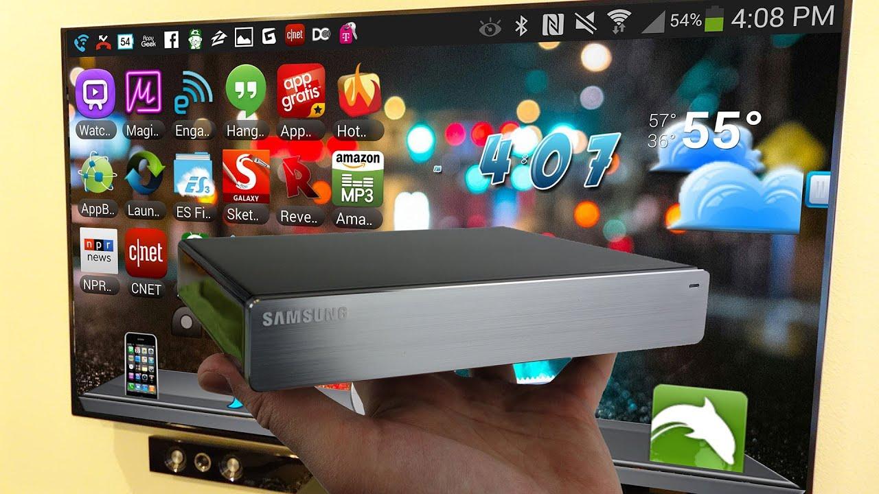Descargar Samsung Homesync Android Media Player Review para Celular  #Android