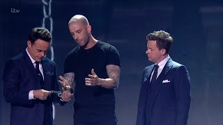 Britain's Got Talent 2019 The Champions Darcy Oake 3rd Round Audition