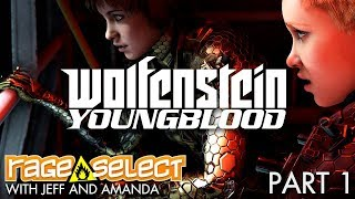 Wolfenstein: Youngblood - The Dojo (Let's Play) - Part 1