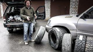 Offroad: Основные виды колес для внедорожников.