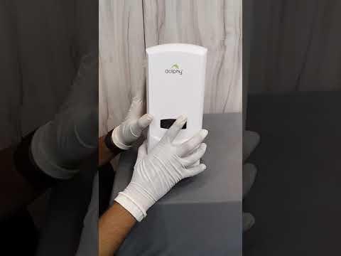 ABS Manual Sanitizer Dispenser - 600ml