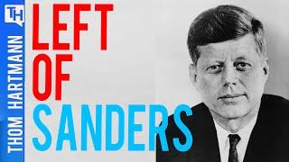 Americas Favorite Presidents Were Left of Bernie Sanders