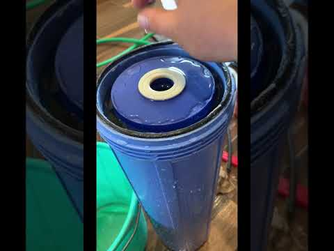 Carbon Filter Replace