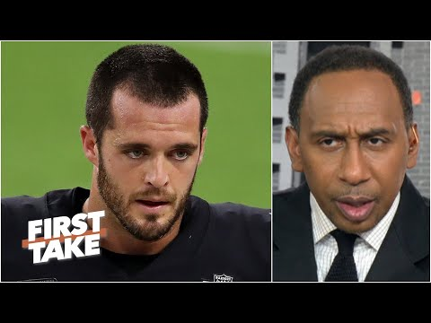 Stephen A. isn't buying into the Raiders despite Las Vegas' MNF win vs. the Saints | First Take