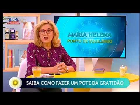 Maria Helena ensina a fazer o pote da GRATIDÃO