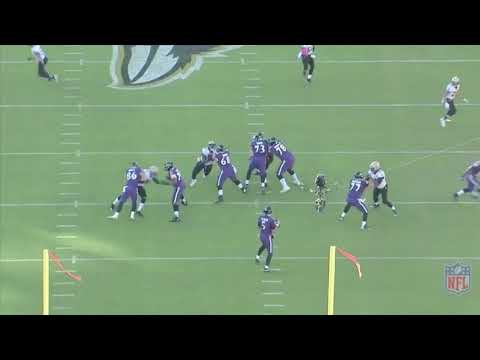 Nick Boyle Film Breakdown