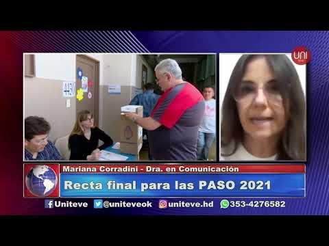 Camino a las PASO 2021