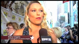 """Opening Night of """"Chaplin"""" with Robert McClure, Jenn Colella and More"""
