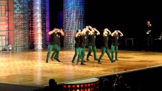 BROTHERHOOD (CANADA) WORLD HIP HOP DANCE CHAMPIONSHIP 2013 LAS VEGAS