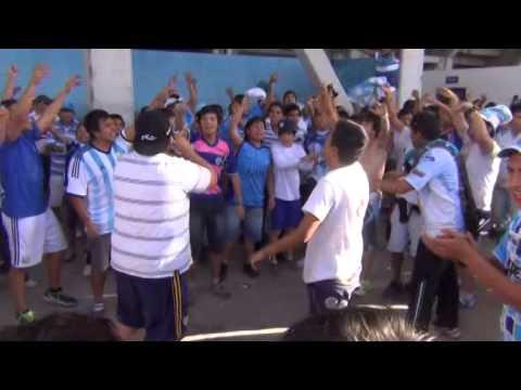 """Previa Hinchas GImnasia y Tiro vs Antoniana"" Barra: La Dale Albo • Club: Gimnasia y Tiro"