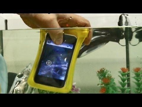 Extrem-Schutzhüllen: Outdoor-Härtetest fürs eigene Smartphone
