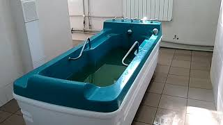 🔴Ванна с лимонграссом 🔴столовая🔴 циркулярный душ сан.Сосны🔴