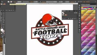 Illustrator Tutorial for  the Ultimate Sports Pack Vector Clipart