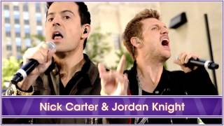 Nick Carter & Jordan Knight - Video Promocional
