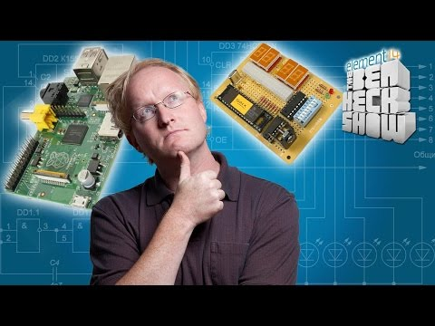 Ben Heck Guides You Through Which Electronics Board Is Best For Your Project