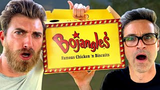 We Eat Everything At Bojangles