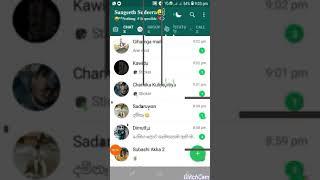 WhatsApp Group Hack In Live.Highjacker.Code Discription