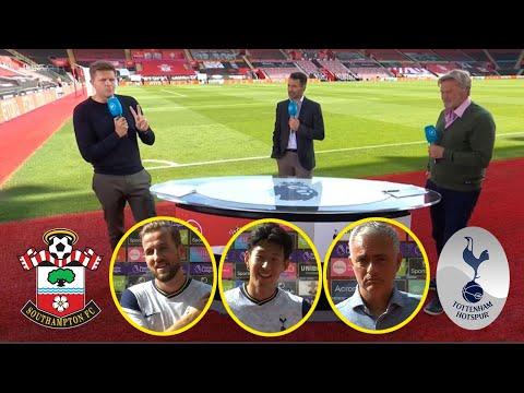 Southampton vs Tottenham 2-5 Son Heung-min Poker🔥 Harry Kane And Jose Mourinho Reaction & Analysis