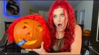 Valentine Vision: Halloween Vlog