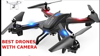 Best Drones 2020 || JJRC H68 RC Drone || SNAPTAIN S5C WiFi FPV Drone || Best Drones to buy