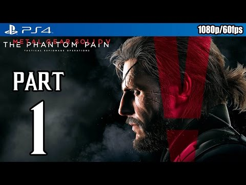 Видео № 0 из игры Metal Gear Solid V: The Phantom Pain (Б/У) [PS4]
