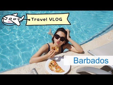 Travel Vlog - Barbados - Sandals Resort, Snorkelling, Rum Tour, Harrison Cave and More!