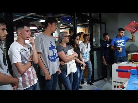 Laboratório que une tecnologia e educação pode ser visitado, em Nova Friburgo
