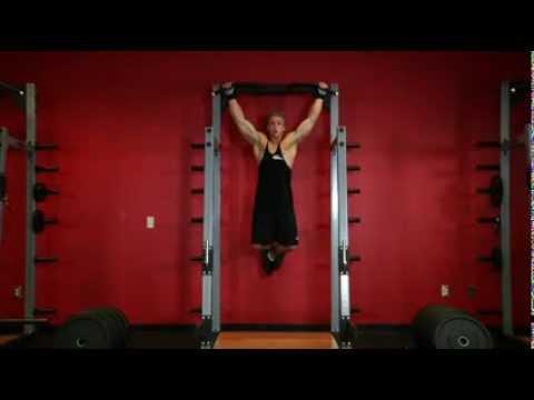 Wide-Grip Rear Pull-Up Koltuk Altı Hareketi Nasıl Yapılır - FitnessProgrami.com