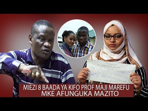 Kaka wa PROF MAJI MAREFU Amjibu MKE wa Marehemu!