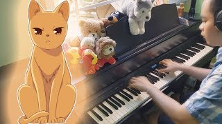 "Fruits Basket (2019) Official ED / Ending - ""Lucky Ending"" (Piano & Orchestral Cover)"