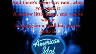 Ferras-Hollywoods not America w/ lyrics