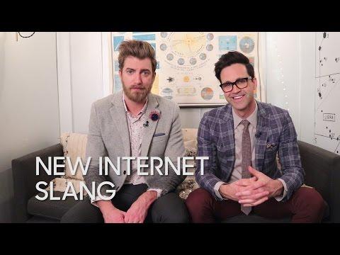 New Internet Slang with Rhett & Link
