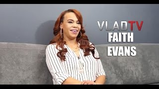 Faith Evans I Got Signed To Bad Boy After 1 Session With Diddy