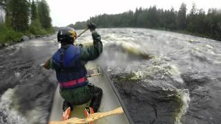 Canoeing Goes Wrong