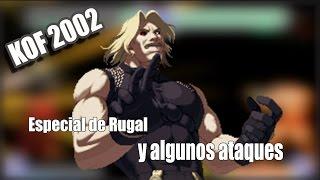 Como hacer el especial de Rugal | KOF 2002 Magic Plus