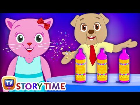 The Magic Bottle Prank (SINGLE) | Cutians Cartoon Comedy Show For Kids | ChuChuTV Funny Prank Videos