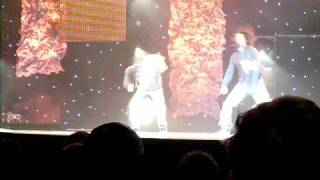 SYTYCD Tour- Lauren and Russell My Chick Bad