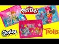 PLAY DOH Paw Patrol FROZEN Minnie Mouse Beauty Cases SURPRISES