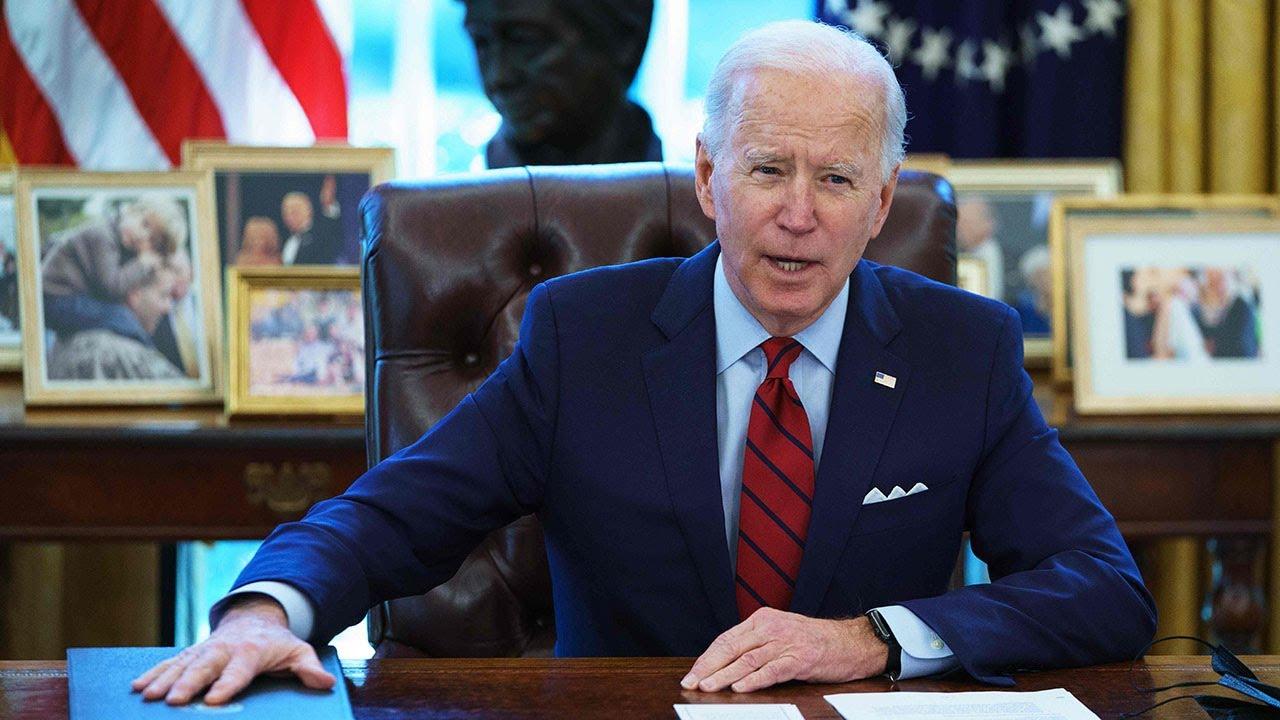 Joe Biden revokes anti-abortion 'global gag rule' as he unravels Trump-era health policies