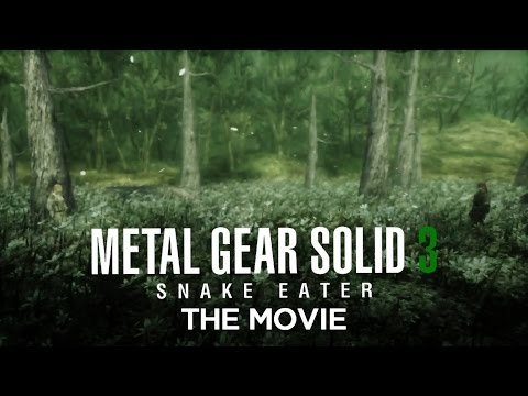 Metal Gear Solid 3 - The Movie [HD] Full Story Mp3