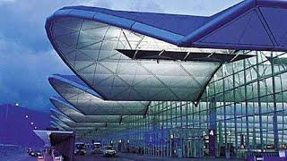 МЕГАСТРОЙКИ:Аэропорт Гонконга