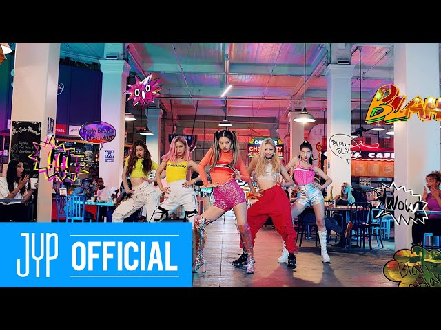 [Korea] MV : ITZY - ICY