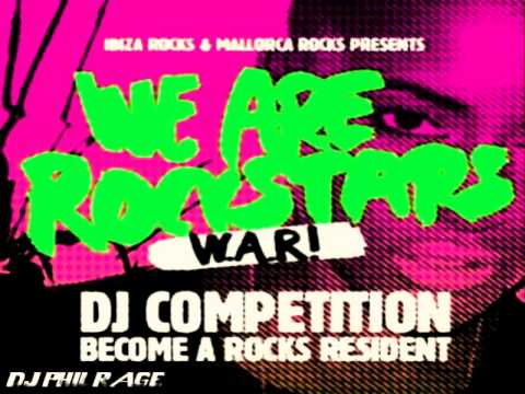 Ibiza Rocks [Phil Rage Continuous Mix]