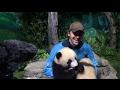 Lee Pace and his pandas live steam capture PART 2
