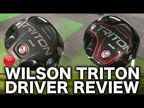 NEW WILSON TRITON DRIVER REVIEW!