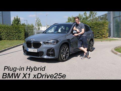 BMW X1 xDrive25e M Sport Test: fahrdynamisch und technisch beeindruckend [4K] - Autophorie